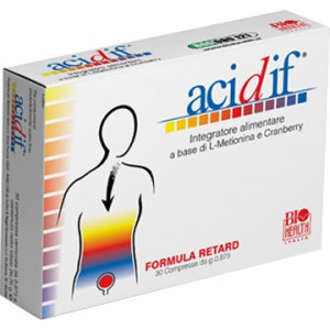 ACIDIF 30 COMPRESSE