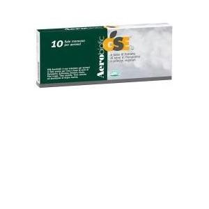 GSE AEROBIOTIC 10FLACONCINI DA 50ML