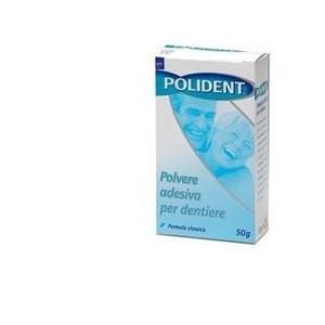 POLIDENT POLVERE ADESIVO PER PROTESI DENTARIA 50 G