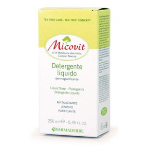 MICOVIT DETERGENTE LIQUIDO 250 ML