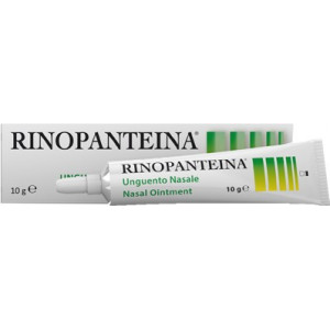 RINOPANTEINA UNGUENTO NASALE 10 G