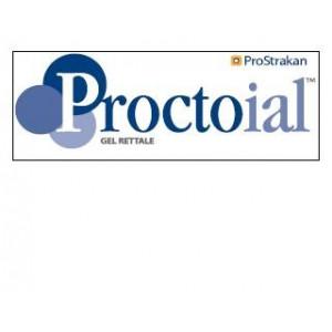 PROCTOIAL GEL RETTALE EMORROIDI RAGADI 30 ML