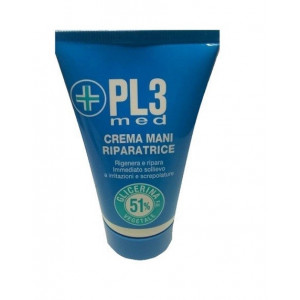 PL3 CREMA PER MANI RIPARATRICE 50 ML