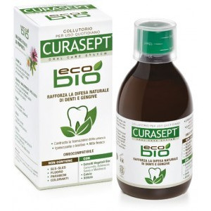 CURASEPT COLLUTORIO ECOBIO 300 ML PHARMADENT
