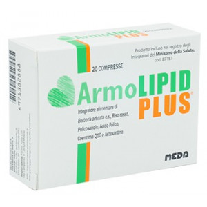 ARMOLIPID PLUS 30 COMPRESSE