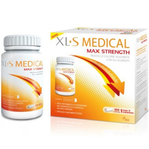 XLS MEDICAL MAX STRENGTH 120 COMPRESSE