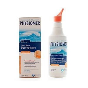 SPRAY NASALE PHYSIOMER CSR IPERTONICO CONFEZIONE DA 135ML