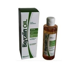BIOSCALIN SHAMPOO OIL FORTIFICANTE 200 ML