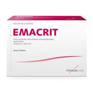 EMACRIT 30 CAPSULE 12,45 G
