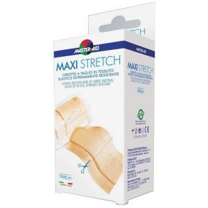 MASTER-AID STRETCH CEROTTO A TAGLIO IN TESSUTO ELASTICO RESISTENTE 50 X 8 CM