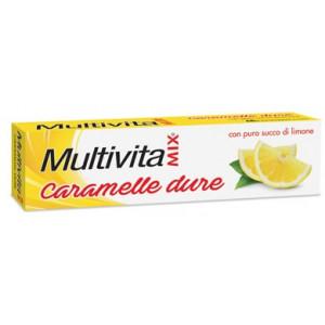 MULTIVITAMIX CARAMELLE AL LIMONE 32 G