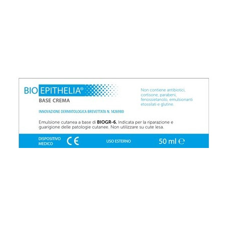 BIOEPITHELIA BASE CREMA 50 ML