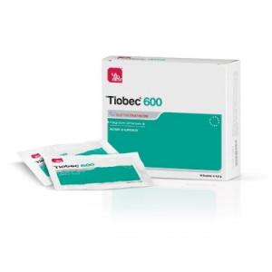 TIOBEC 600 16 BUSTINE OROSOLUBILI