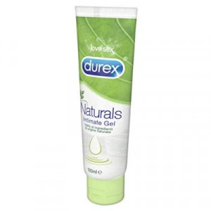 DUREX NATURAL GEL 100 ML