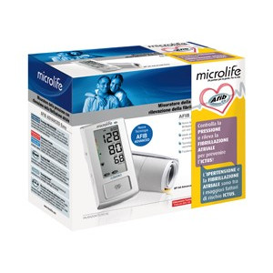 MISURATORE DI PRESSIONE ELETTRONICO MICROLIFE AFIB ADVANCED EASY