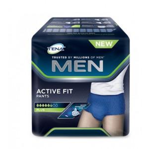 PULL UP UOMO TENA MEN PANTS ACTIVE FIT L 8 PEZZI