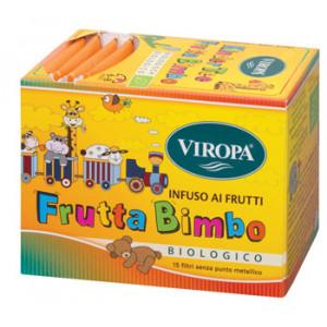 VIROPA FRUTTA BIMBO BIO 15BUST