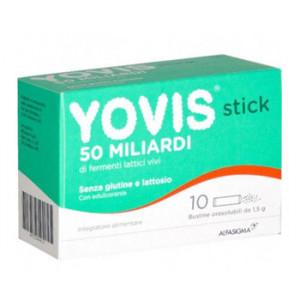 YOVIS STICK 10 BUSTINE DA 1,5 G