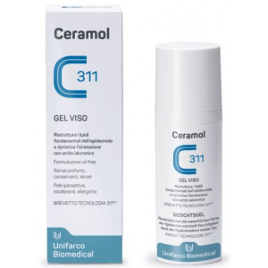 CERAMOL GEL VISO 50 ML