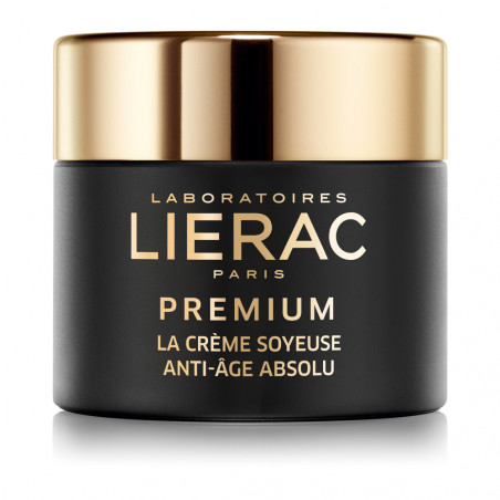 Lierac Premium Crema Soyeuse Antietà Pelle Normale e Mista 50 ml