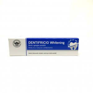 DENTIFRICIO WHITENING 100 ML FARMACISTI PREPARATORI