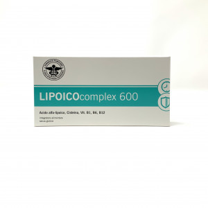 LIPOICOCOMPLEX 30 COMPRESSE FARMACISTI PREPARATORI