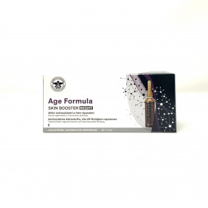AGE FORMULA SKIN BOOSTER NIGHT 30 AMPOLLE 2 ML FARMACISTI PREPARATORI