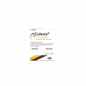 COLESIA ORALGEL 20 STICKS