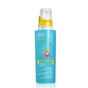 BIONIKE DEFENCE SUN 30 BABY&KID LATTE SPRAY PROTEZIONE ALTA 125 ML
