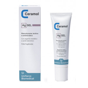 CERAMOL AG GEL 30 ML