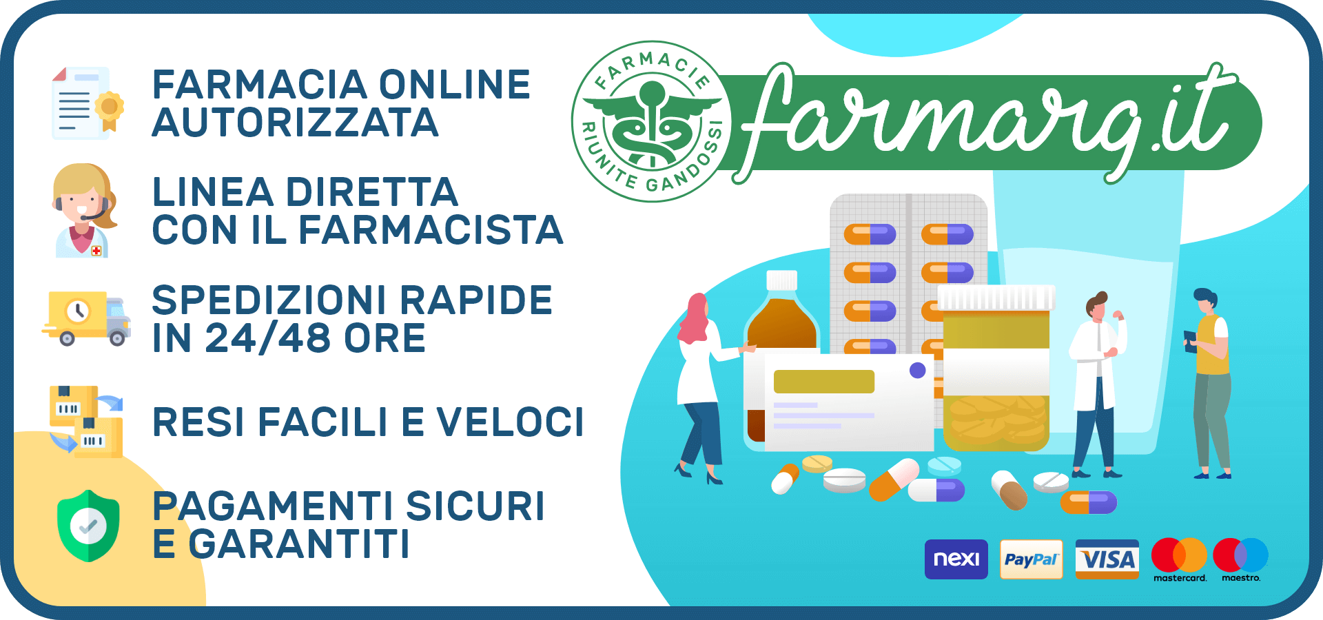 Farmacia Online FARMARG.it