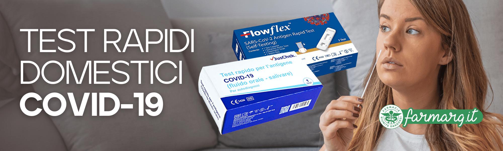 Test Rapido Covid Farmacia
