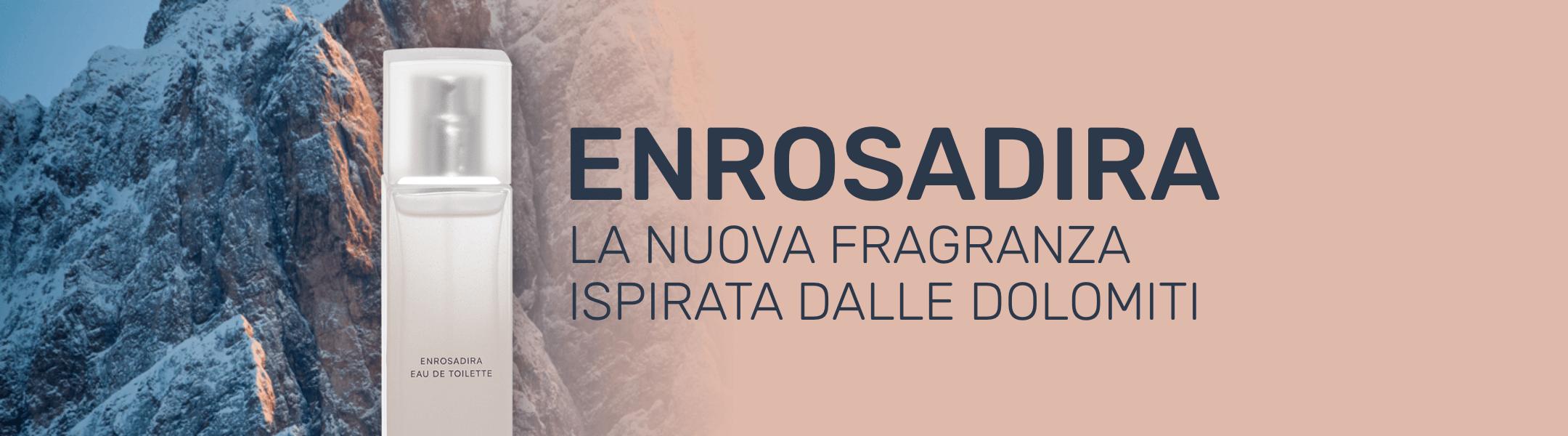 Dolomia Enrosadira - La nuova Fragranza Ispirata dalle Dolomiti