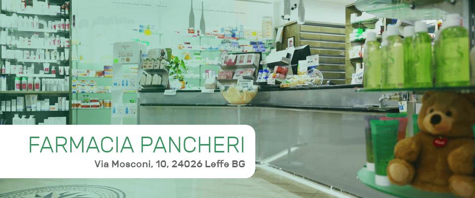 Farmacia Pancheri a Leffe