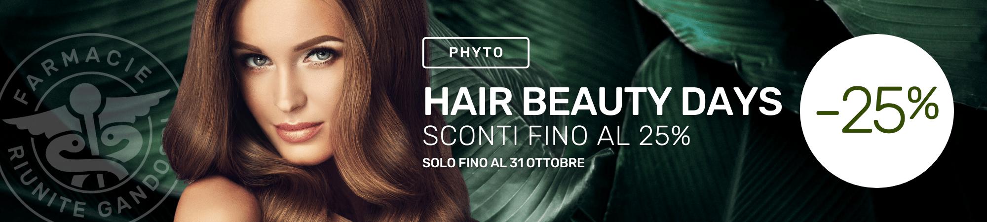 Prodotti Phyto in Sconto fino al 25%