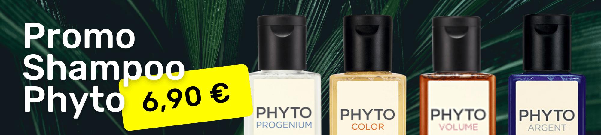 Shampoo Phyto in Offerta a 6,90€