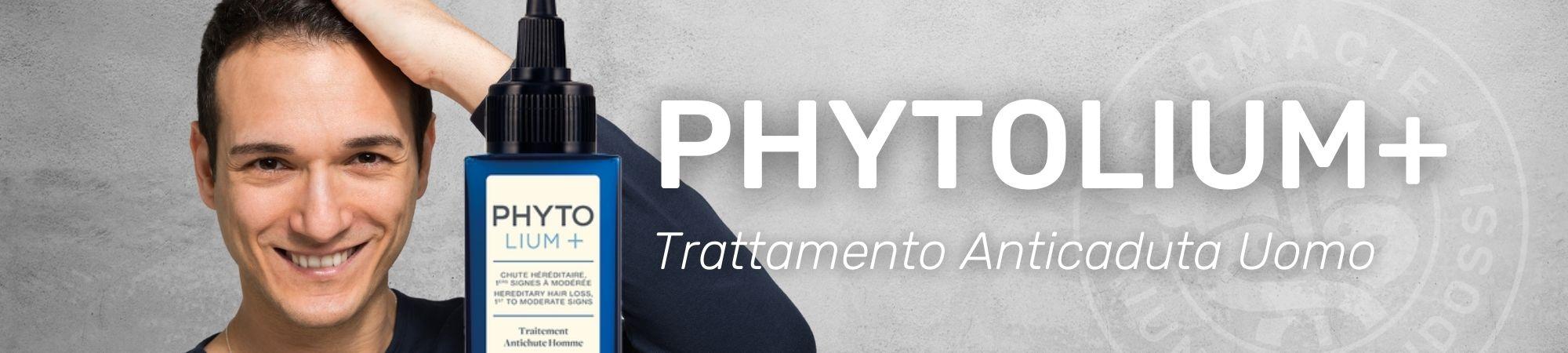 Phytolium+ Trattamento Capelli Anticaduta Uomo