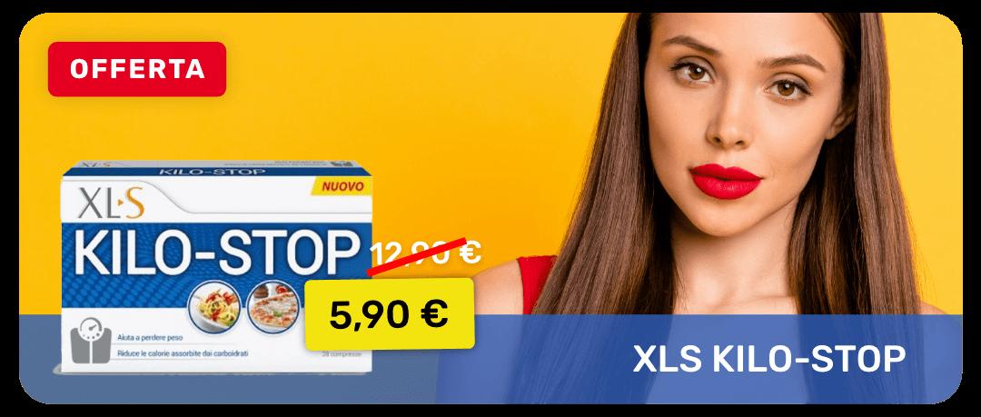XL-S Kilo-Stop in offerta a 5,90€
