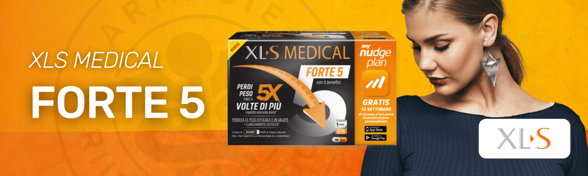 XLS Medical Forte 5 Offerta