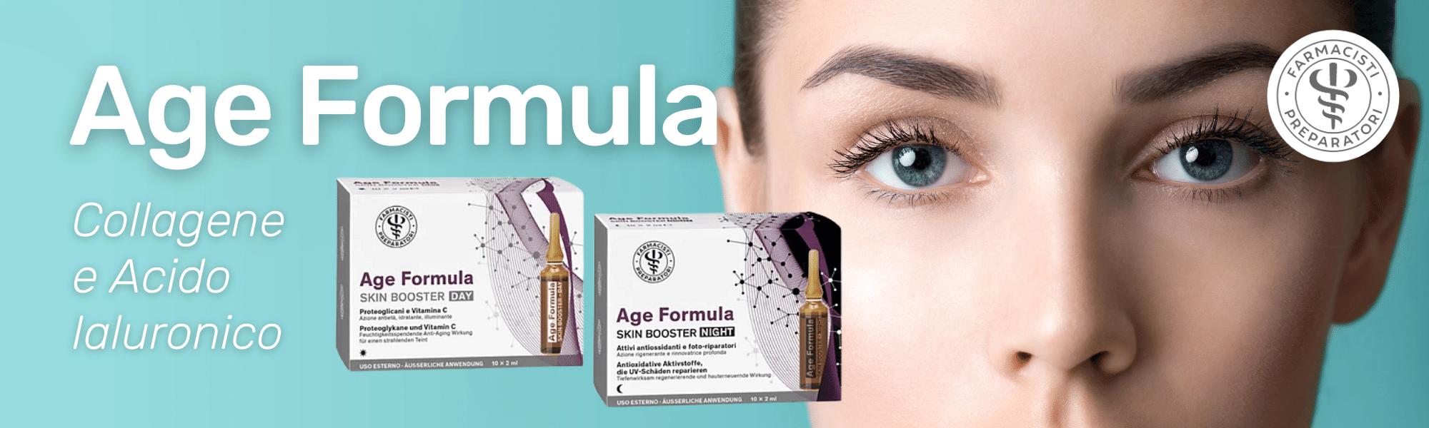 Age Formula Skin Booster Farmacisti Preparatori