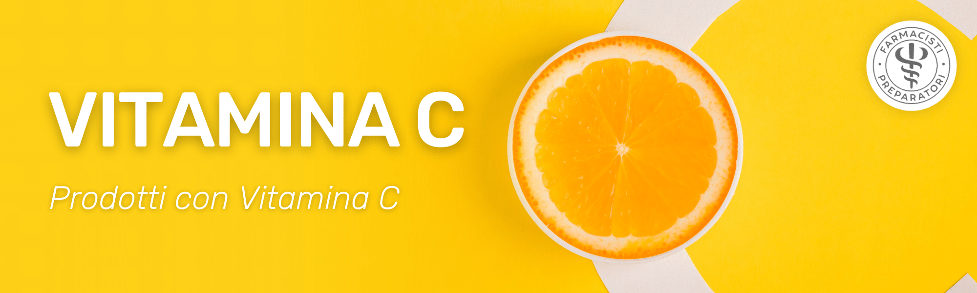 Vitamina C Farmacisti Preparatori